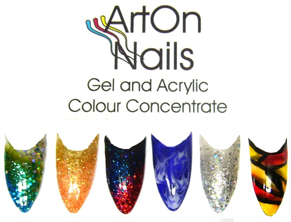 ArtOnNails nail art designs