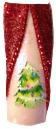 BMNE Direct Christmas Nail Art Design #1