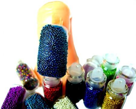 Micro beads playtime